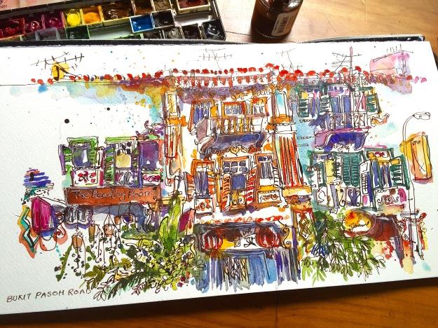 Bukit Pason Shophouses