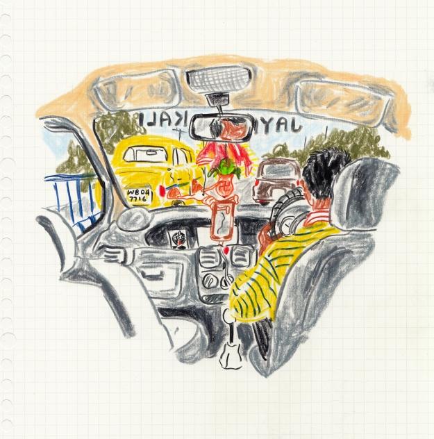 uber driver kol